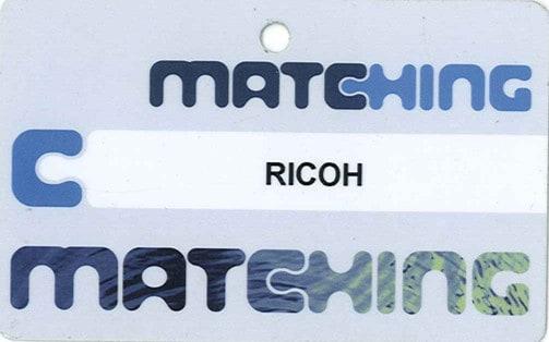 Tessera MATCHING CDO 2006