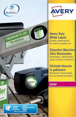 Etichette per stampanti laser
