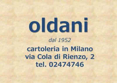 Cartoleria Oldani