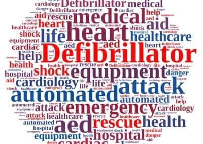 Progetto Cardioprotezione con DAE Defibrillatore Automatico Esterno