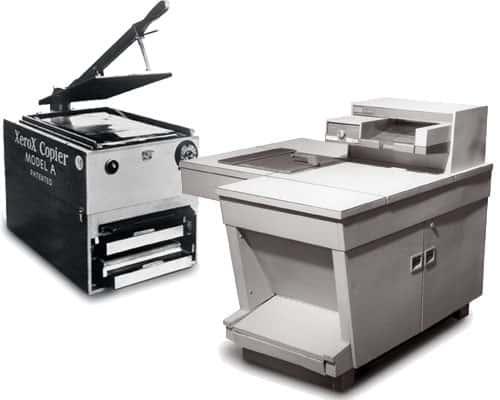 Fotocopiatrici, Fotocopiatori, Stampanti fotocopiatrici multifunzione